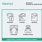 Tekstilei skirti konteineriai – Mažeikiuose